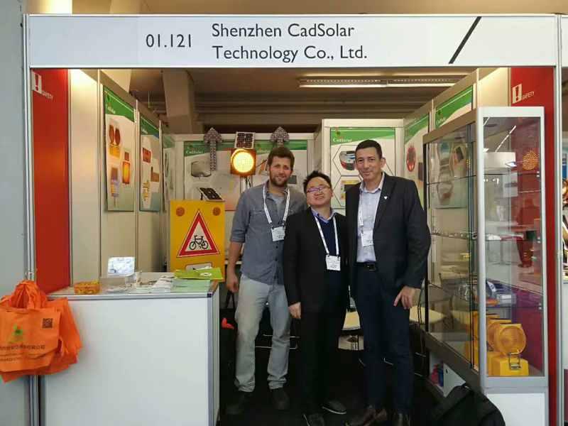 2018年荷兰阿姆斯特丹国际智能交通展览会