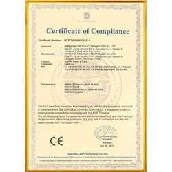 太阳能道钉CE检测证书