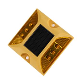 太阳能小四方塑料道钉CS-SR-804S