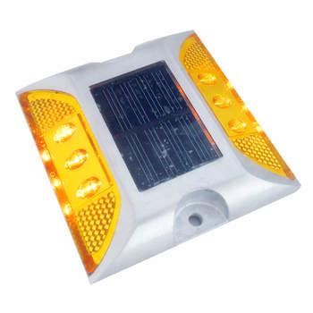 太阳能小四方铸铝道钉CS-SR-804S