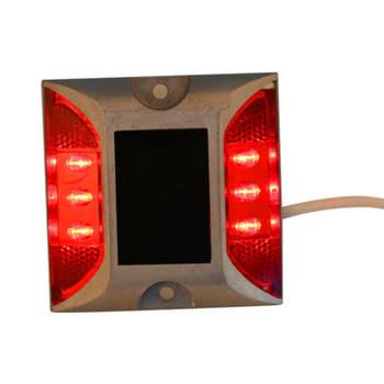 压铸铝双红隧道诱导灯