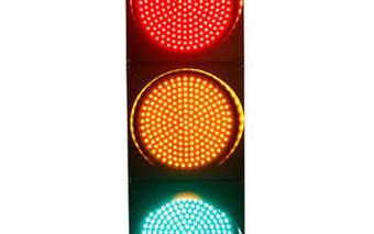 300MM3单元红黄绿满盘信号灯