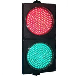 300MM2单元红绿满盘机动车交通指示灯